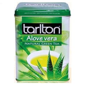 Чай Tarlton Alove Vera Алое Вера, цейлонский, 250 г