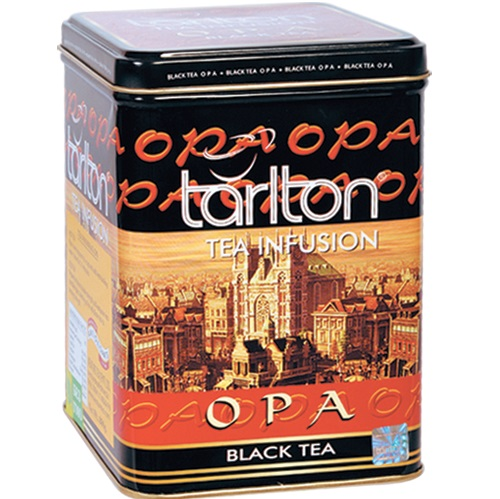 Чай Tarlton OPA Black Tea ОПА, цейлонский, 250 г