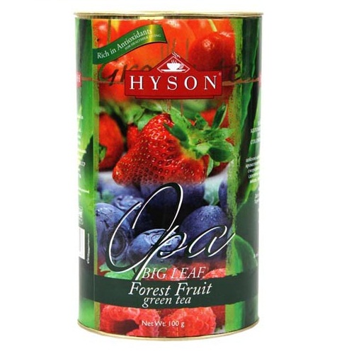 Чай Hyson Forest Fruits Green Лесные ягоды