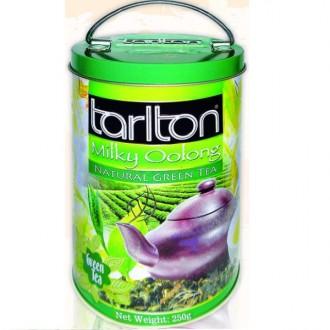 Чай Tarlton Milky Oolong Молочный Оолонг, крупнолистовой, цейлонский, 250 г