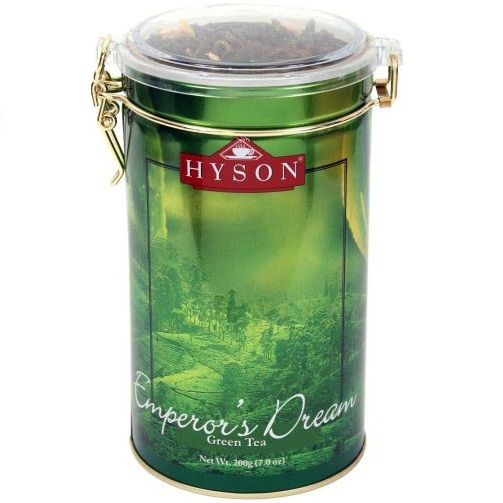 Чай Hyson Emperor's Dream Green Tea Мечта Императора, цейлонский, 200 г