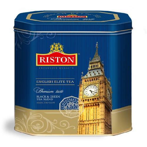 Чай Riston English Elite tea FBOP Английский элитный, цейлонский