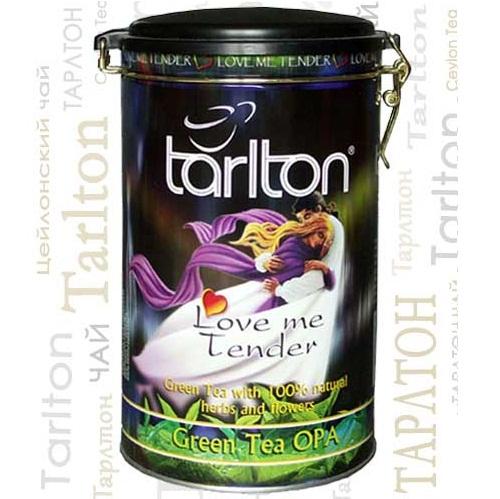 Чай Tarlton Love me Tender Нежная любовь