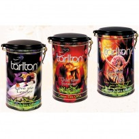 Чай Tarlton зеленый, цейлонский, крупнолистовой, 3х300 г