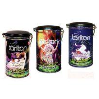Чай Tarlton Collection зеленый, цейлонский, крупнолистовой, 3х300 г, 900 г