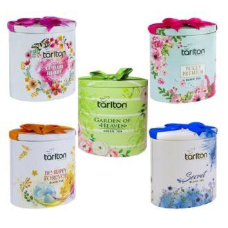 Чай Tarlton Premium Collection Коллекция Тарлтон, цейлонский, 5x100 г, 500 г