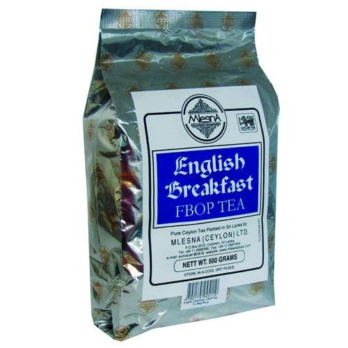 Чай Mlesna Breakfast Tea Английский завтрак, цейлонский, 500 г