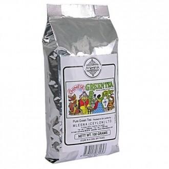 Чай Mlesna Chinese Green Tea Китайский Рецепт, крупнолистовой, 500 г