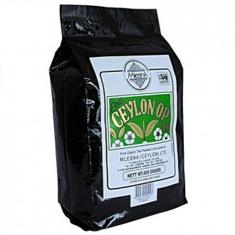 Чай Mlesna Fine Ceylon Tea, O.P Прекрасный Цейлон, цейлонский, 500 г