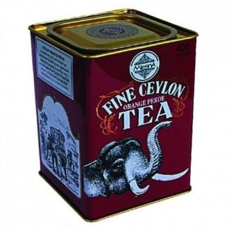 Чай Mlesna Fine Ceylon Tea, O.P Прекрасный Цейлон, цейлонский, 400 г