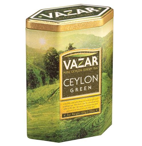 Mlesna Green Tea tin