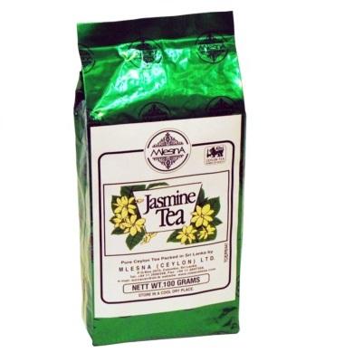 Чай Mlesna Jasmine Tea Жасмин, цейлонский