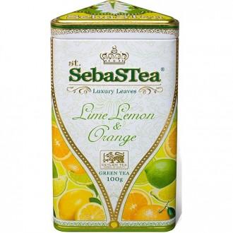 SebaSTea Lime Lemon