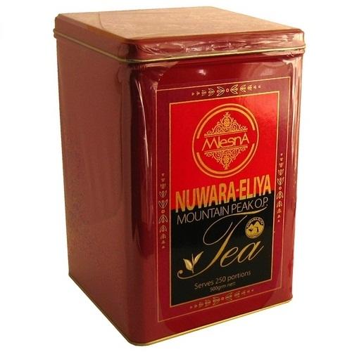 Чай Mlesna Nuwara Eliya, O.P. Нувара Элия, цейлонский, 500 г