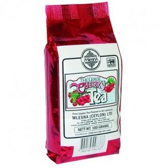 Чай Mlesna Cherry Tea Вишня, цейлонский, 100 г