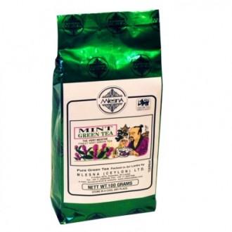 Mlesna Mint Green Tea