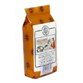 Чай Mlesna Peach Apricot Green Tea (Персик Абрикос), цейлонский, 100 г