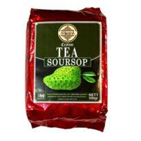 Чай Mlesna SourSop Tea (Саусеп), ароматизированный, цейлонский, 500 г