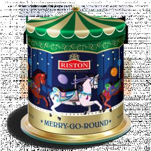 новогодний подарок - чай Ристон