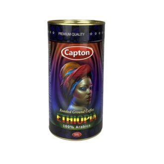 "Кофе Capton ""ETHIOPIA"" (Эфиопия), 100% Арабика, молотый, 300 г"