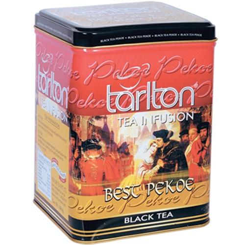 Чай Tarlton Best Pekoe Супер Пекое, цейлонский, 250 г