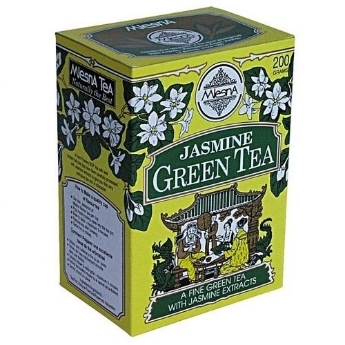 Как пить зеленый чай с жасмином