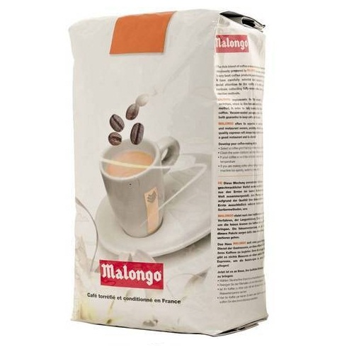 Кофе Malongo Colombie Supremo Колумбия Супремо, Франция Арабика Колумбия, 1кг