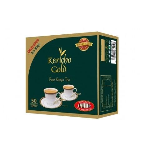 Kericho Gold 50 Золото Керичо
