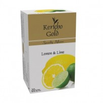 Kericho Gold Lemon Lime Лимон и лайм