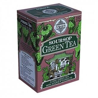 Mlesna SourSop Tea Green Саусеп
