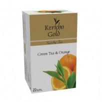 Kericho Gold Green, Orange Зеленый чай с апельсином