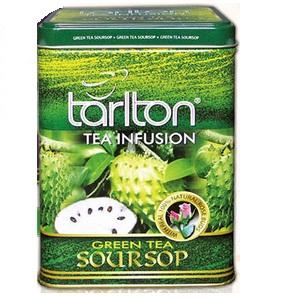Чай Tarlton SourSop Green Tea Саусеп, цейлонский, 250 г