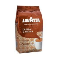 Кофе Lavazza Crema E Aroma, Арабика, Робуста, в зернах, 1000 г