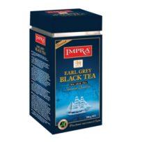 Чай Impra Earl Grey Black Tea (Эрл грей), цейлонский, 200 г