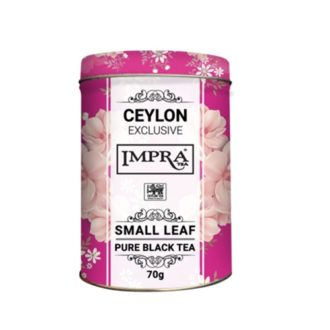 Чай Impra Small Leaf Pure Black Tea (Мелкий лист FBOP), цейлонский, 70 г
