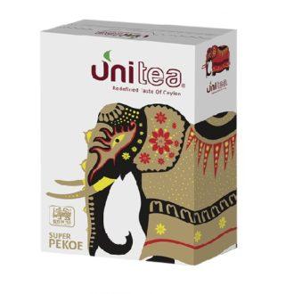 Чай Unitea Super Pekoe (Супер Пекое), цейлонский