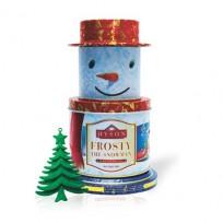 Hyson Frosty Snowman музыкальная шкатулка Снеговичок