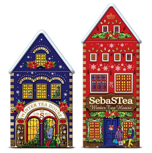 SebaSTea Winter tea House