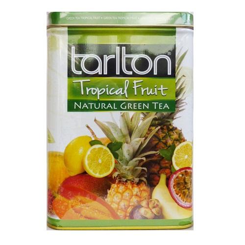 Чай Tarlton Tropical Fruit, OPA Тропические Фрукты, цейлонский, 250 г