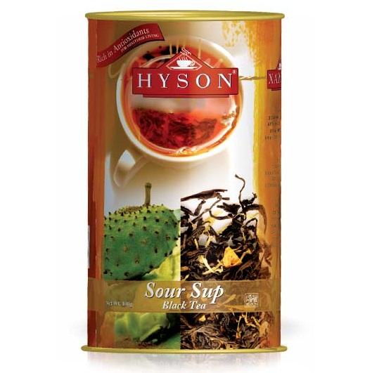 Чай Hyson SourSop Саусеп, цейлонский, 100 г
