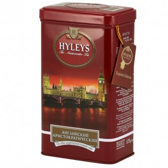 Hyleys aristocratic tea