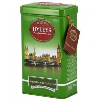 Hyleys English Green Английский зеленый