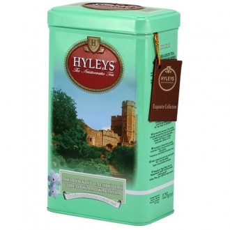 Hyleys jasmin green