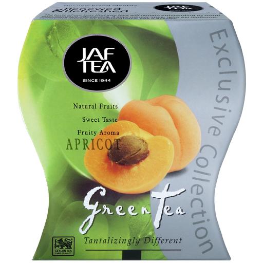 Чай JAF Apricot Green Абрикос