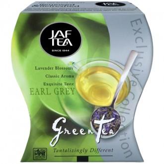 Чай JAF Earl Grey Green Эрл Грэй