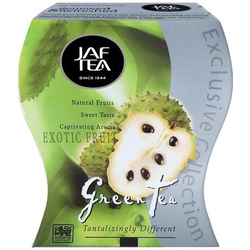 Чай JAF Exotic Fruit Green Экзотические фрукты