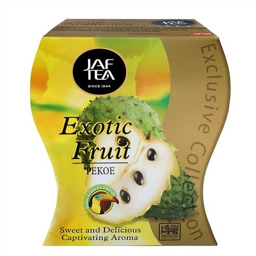 Чай JAF Exotic Fruit Экзотические фрукты, цейлонский, 100 г