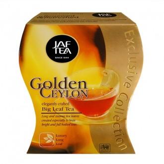 Чай JAF Golden Ceylon Золотой Цейлон