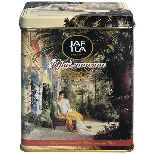 Чай JAF Invitation to Tea Приглашение к чаепитию, цейлонский, 300 г