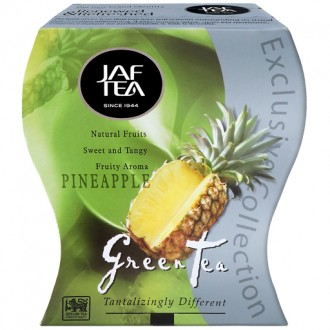 Чай JAF Pineapple Green Ананас